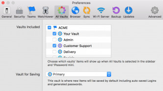 1Password: Neue Mac-Version des Passwortmanagers