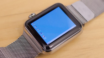 Windows 95 auf Apple Watch emuliert