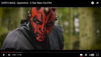 Star-Wars-Fan-Fiction gewinnt Webvideopreis