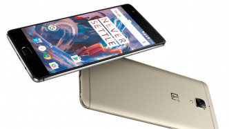 OnePlus 3: High-End-Smartphone mit AMOLED-Display und Metallgehäuse