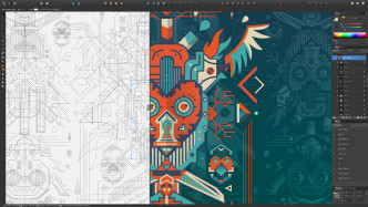 Affinity Designer als Public Beta für Windows erschienen