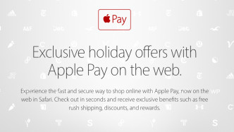 Angebote bei Apple Pay
