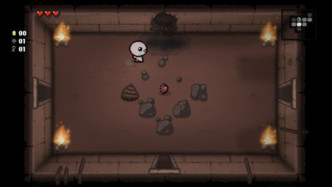 The Binding of Isaac auf dem iPad