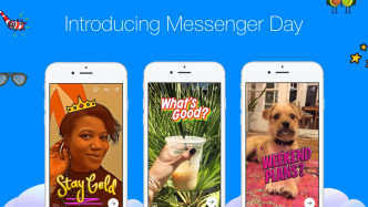 Facebook Messenger Day