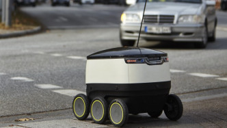 Hermes testet Lieferroboter in London
