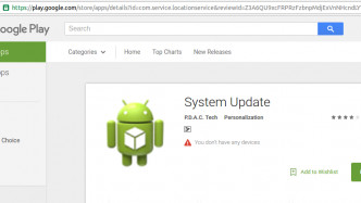 Android-Spyware drei Jahre lang im Play Store unentdeckt