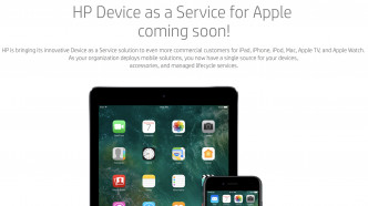 HP DaaS for Apple