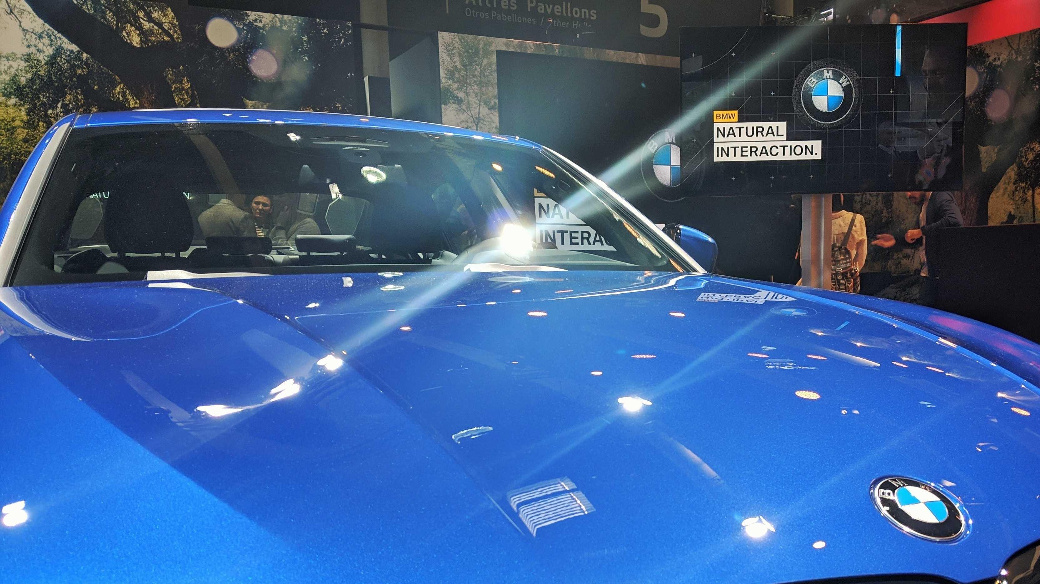 BMW iNEXT kommt mit erweiterter Gestensteuerung