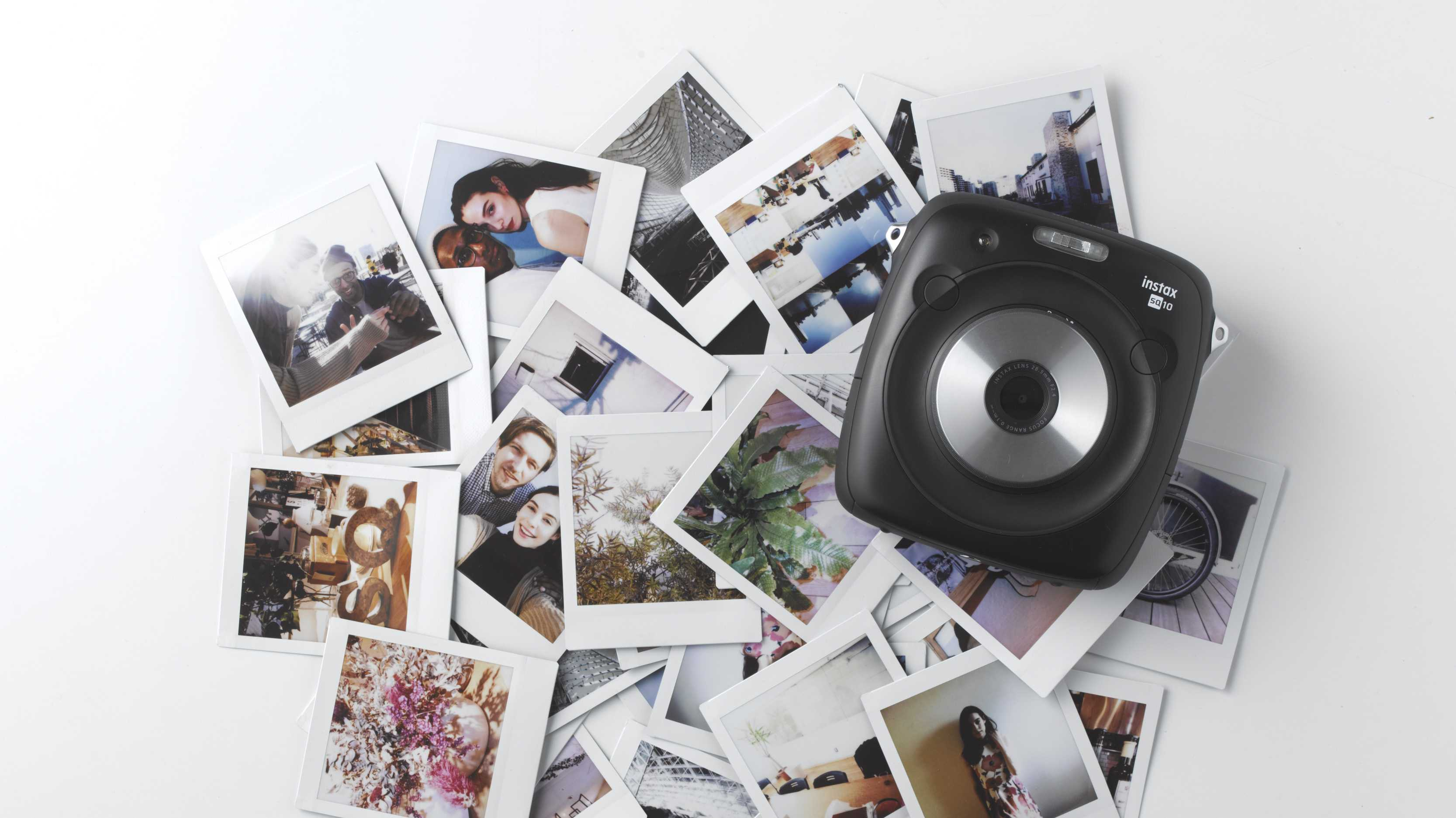 Fujifilms Instax Square SQ10 vereint analoge und digitale Technik