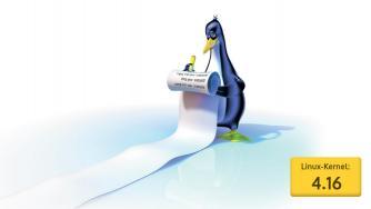 Linux-Kernel 4.16