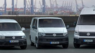 Elektroautos: VW-Nutzfahrzeuge setzen auf Elektrifizierung