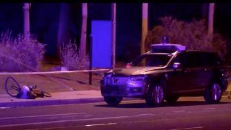 Polizei zum ersten Todesfall mit autonomem Auto: Unfall war schwer zu verhindern