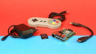Anleitung: Retro-Konsole mit dem Raspberry Pi selber bauen