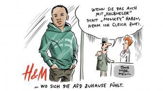 NetzDG: Facebook sperrt Karikaturisten Schwarwel