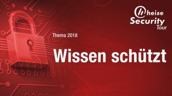 heisec-Tour 2018: Jetzt noch Frühbucherrabatt sichern