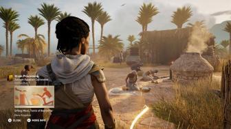 "Assassin's Creed Origins: Spielmodus ""Entdeckungstour"" macht antikes Ägypten frei erkundbar"