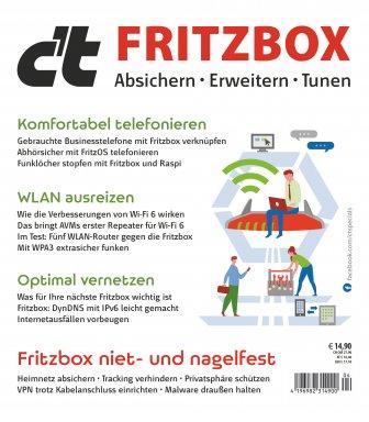 c't Fritzbox 2021