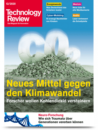 Technology Review Schüler- & Studentenabo Heft