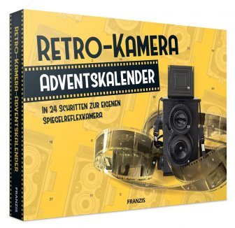 Retro-Kamera-Adventskalender