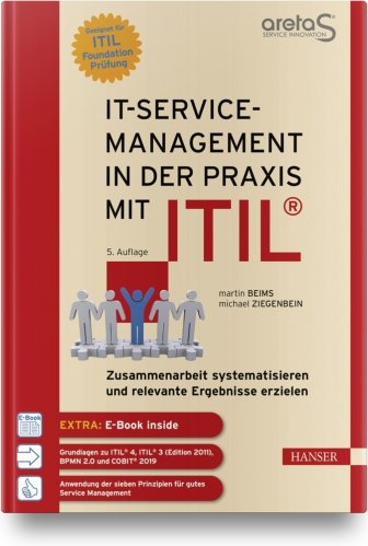 IT-Service-Management in der Praxis mit ITIL® (5. Auflage)