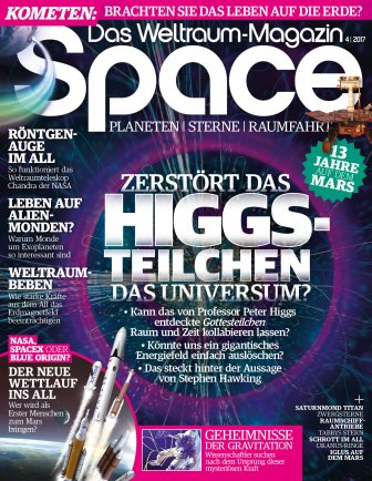 Space Weltraum Magazin 4/2017