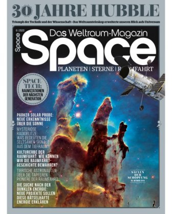 Space Weltraum Magazin 06/2020