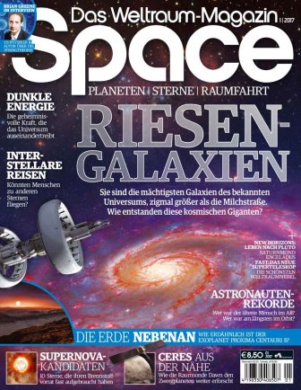 Space Weltraum Magazin 01/2017