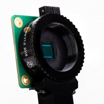 Raspberry Pi High Quality Kamera