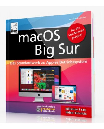 macOS Big Sur Standardwerk