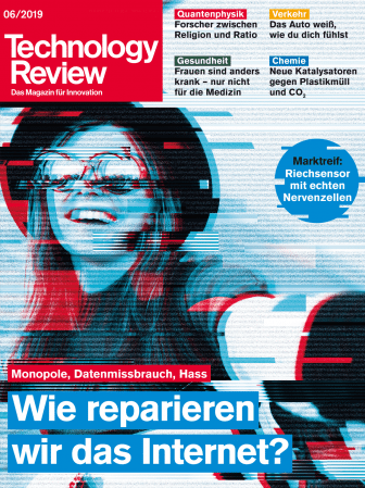 Technology Review 06/2019