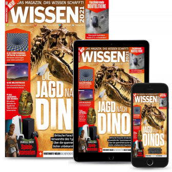 Wissen Miniabo Heft & Digital