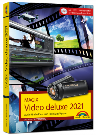 MAGIX Video deluxe 2021 (Fachbuch)