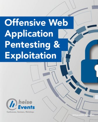 Offensive Web Application Pentesting & Exploitation