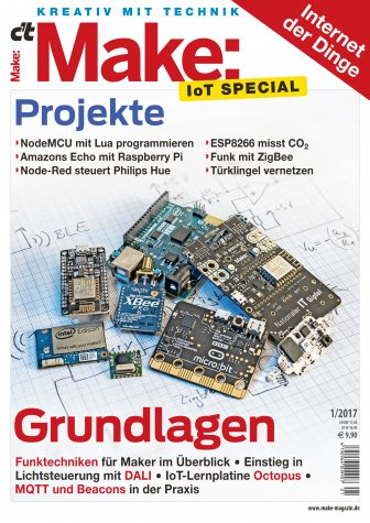 Make: IoT Special