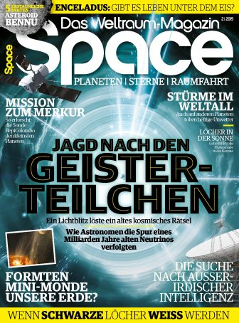 Space Weltraum Magazin 02/2019