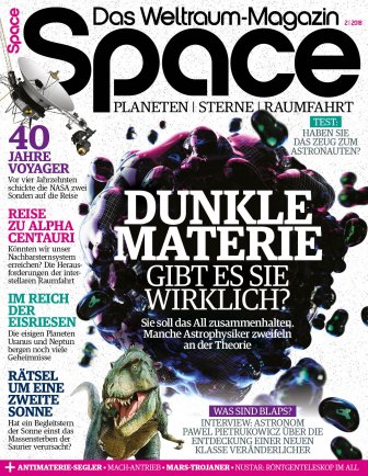 Space Weltraum Magazin 2/2018