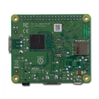 Raspberry Pi 3 Model A+ SBC Platine