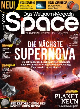 Space Weltraum Magazin 05/2020