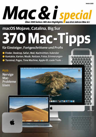 Mac & i special 370 Mac-Tipps 2020