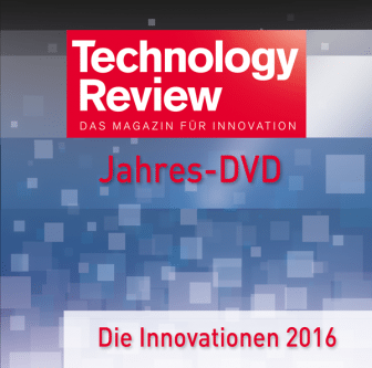 Technology Review Jahres-DVD 2016