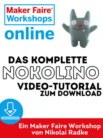 Nokolino-Workshop (Maker Faire 20)