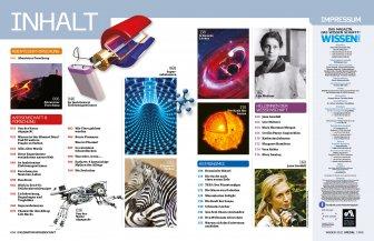 Wissen Spezial 2021 Faszination Wissenschaft