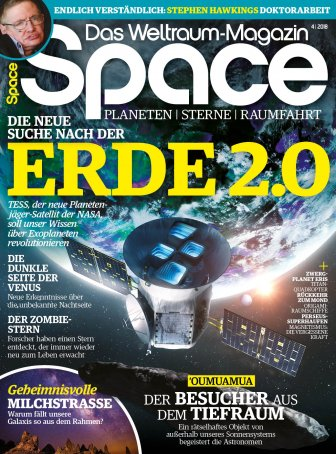 Space Weltraum Magazin 4/2018