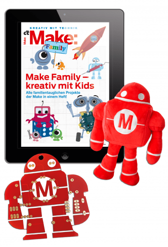 Bundle: Make Family + Makey-Paket