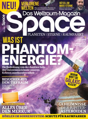 Space Weltraum Magazin 03/2020