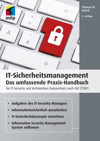 IT-Sicherheitsmanagement (3. Auflg.)