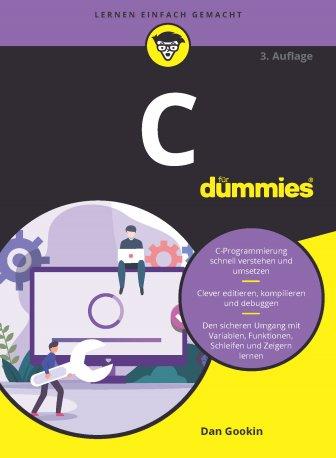 C für Dummies (3. Auflg.)