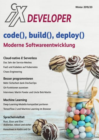 iX Developer - Moderne Softwareentwicklung