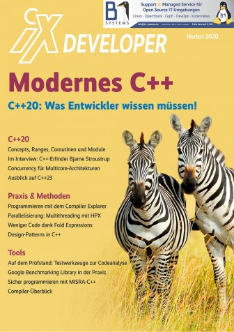 iX Developer - Modernes C++