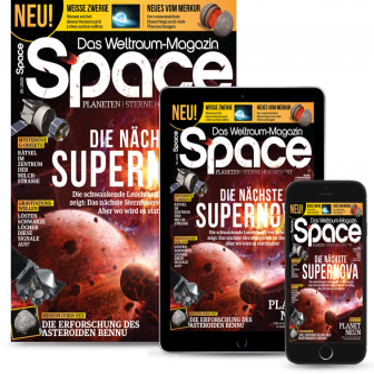 Space Flexabo Heft & Digital